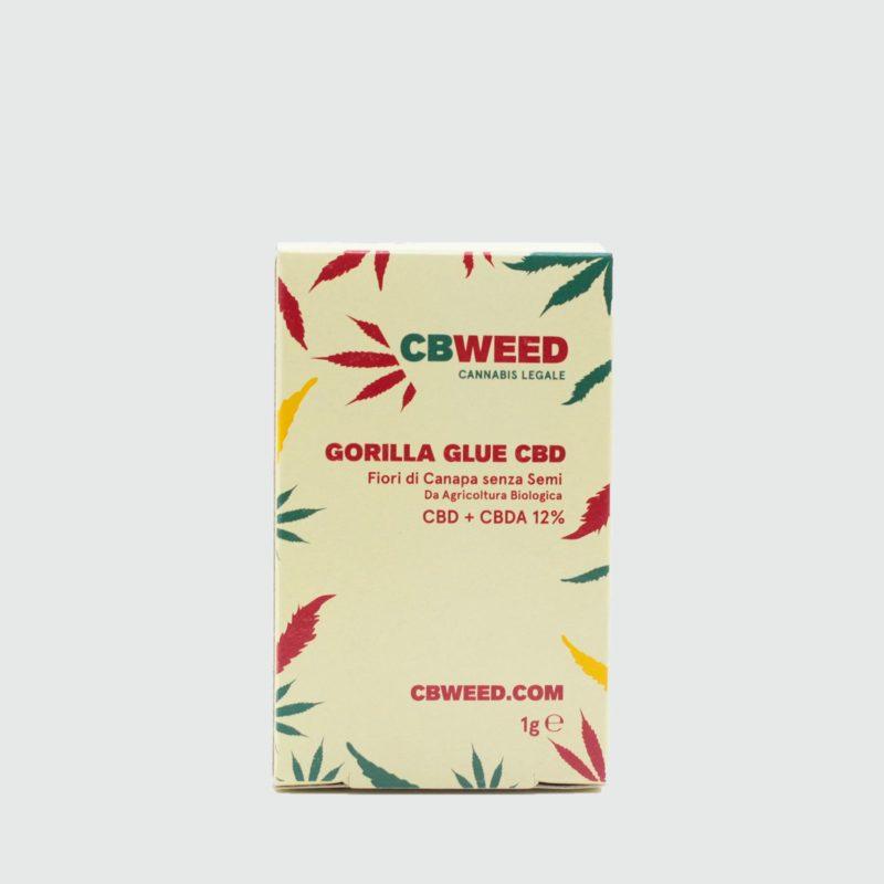 Cannabis Light Cbweed Gorilla Glue CBD